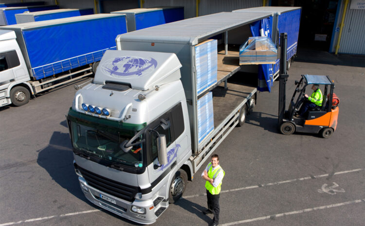 Cross-docking in supply chain management
